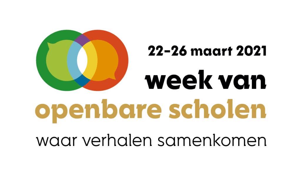 Week van Openbare Scholen - waar verhalen samenkomen